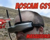 Review de las gafas FPV Boscam GS923