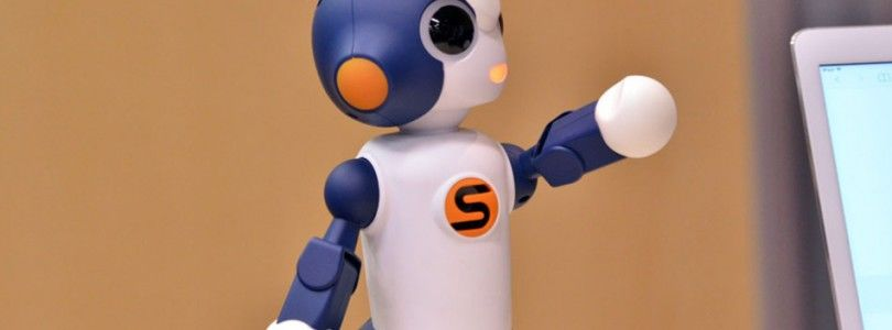 Sota, el robot de NTT que estará al cuidado de los mas ancianos