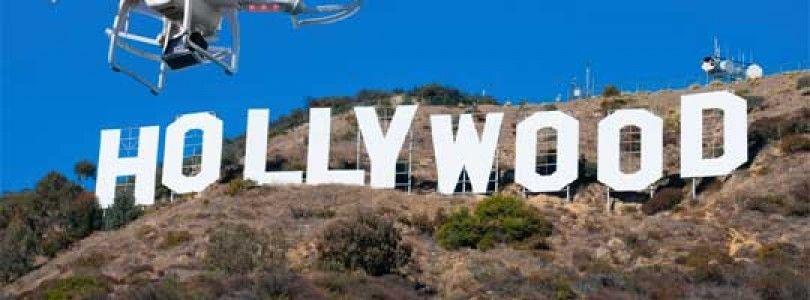Piloto de drones arrestado en Los Ángeles por forzar al helicóptero de la policía a evitarlo