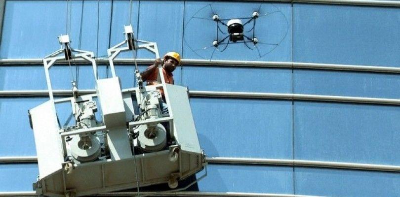 Salvan la vida de un trabajador en Abu Dhabi gracias al uso de un dron