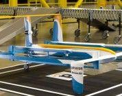 Amazon y sus servicios a través de drones Prime Air