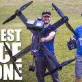 Prueban el dron de carreras más grande del mundo