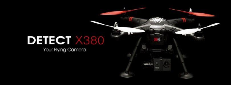 XK Detect X380 llega al mercado como una buena opción con cámara
