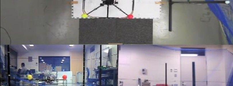 Control de un dron por medio de los colores