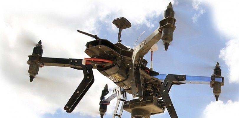 El listado de las empresas drones iniciado