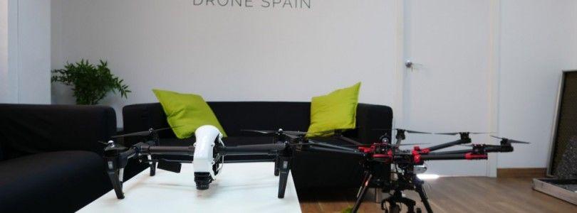 Drone Spain explica el negocio de los drones y como conseguir una empresa rentable usándolos