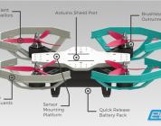 Eedu, un dron educacional para aprender robótica