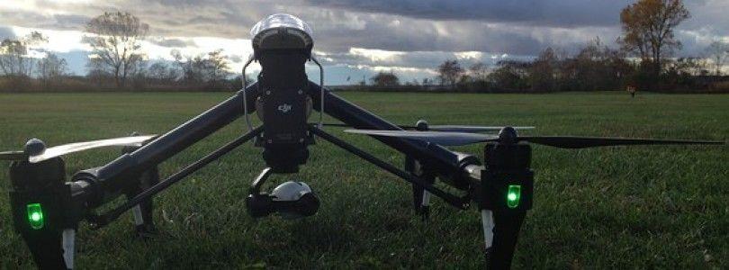 Colección de caídas y accidentes con drones