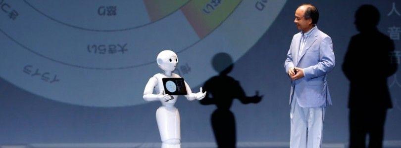 El robot Pepper se agota en tan solo 1 minuto