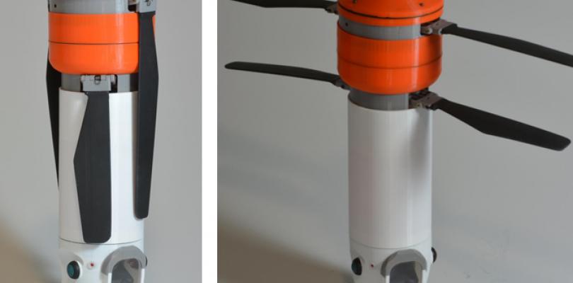Sprite, un dron diferente ha alcanzado la financiación necesaria