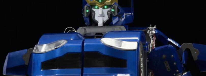 Los transformers se hacen realidad con este humanoide