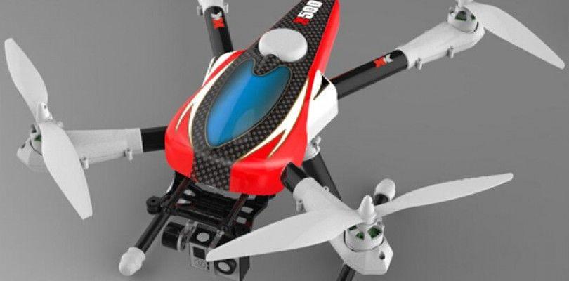 XK Aircam X500, un  dron para la filmación aérea por menos de 430€