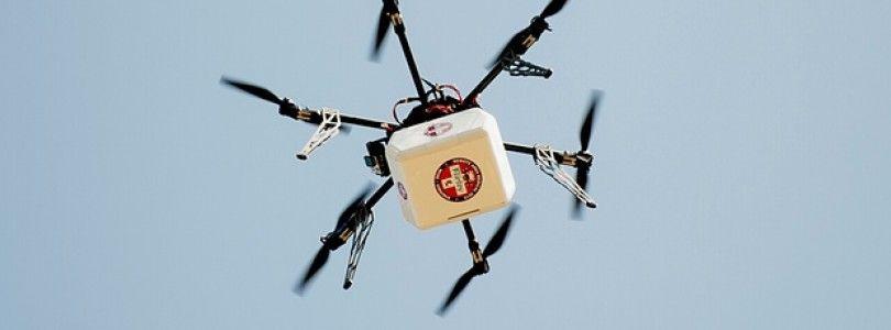 Los drones son una excelente herramienta en emergencias, pero hay que coordinarlos