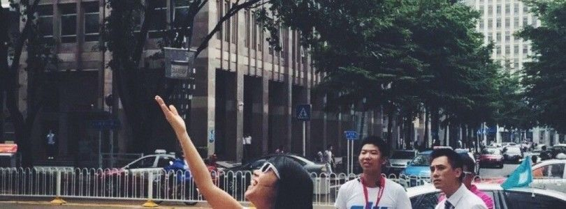 Uber reparte helado con drones en Shenzhen