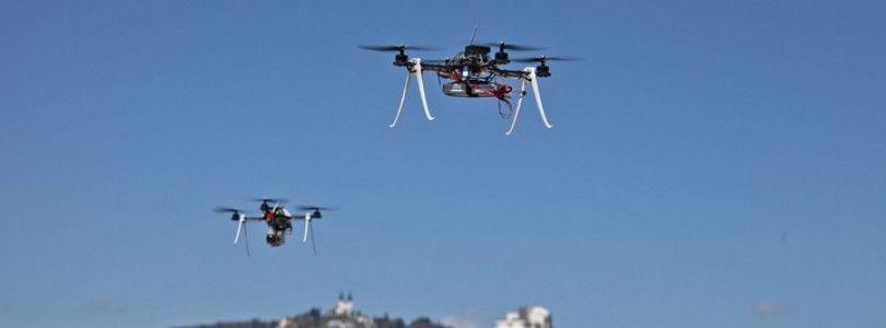 El negocio de los drones comerciales moverá 4.000 millones de dólares en 2021