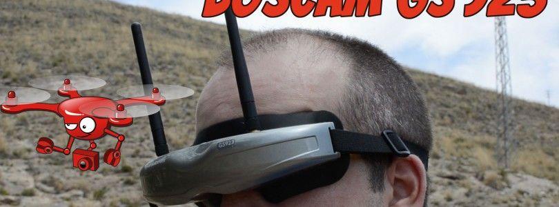 Review de las gafas FPV Boscam GS923