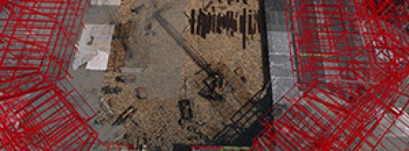 Muestras de lo que los drones pueden hacer en la construcción