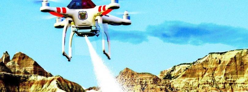 Dakota del Norte se convierte en el primer estado en permitir drones con armas eléctricas