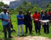 Usan drones para controlar las minas de diamantes en África para evitar conflictos