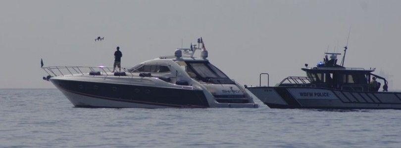 Dos pilotos de drones multados por aproximarse demasiado a las Orcas