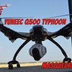 Review del Yuneec Q500 Typhoon