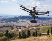 La FAA autoriza a una empresa a volar sus mas de 300 drones