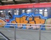 Alemania controlará a los grafiteros mediante drones