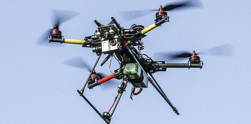 Mercadillo de segunda mano de drones