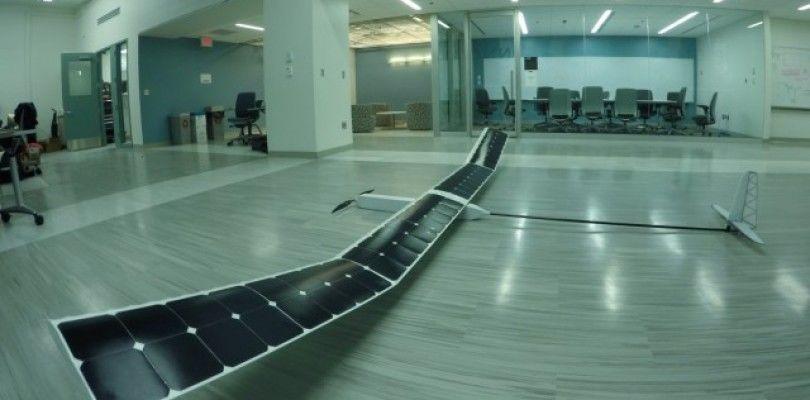 La Universidad de Minnesota desarrolla el UAV solar mas pequeño del mundo