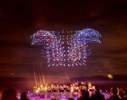 ARS bate Record Guinness en coreografía con drones