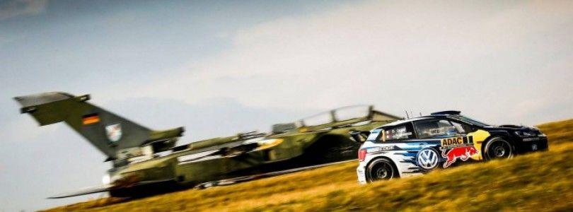 Drones retransmitirán el WRC