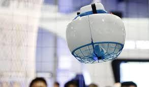 dron fleye