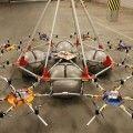 Megacopter y su record
