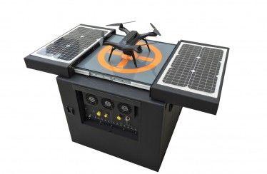 Dronebox, el garage autónomo para drones