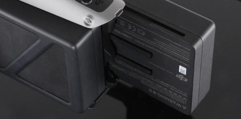 DJI advierte que se usen con cuidado las baterías TB50 y TB51